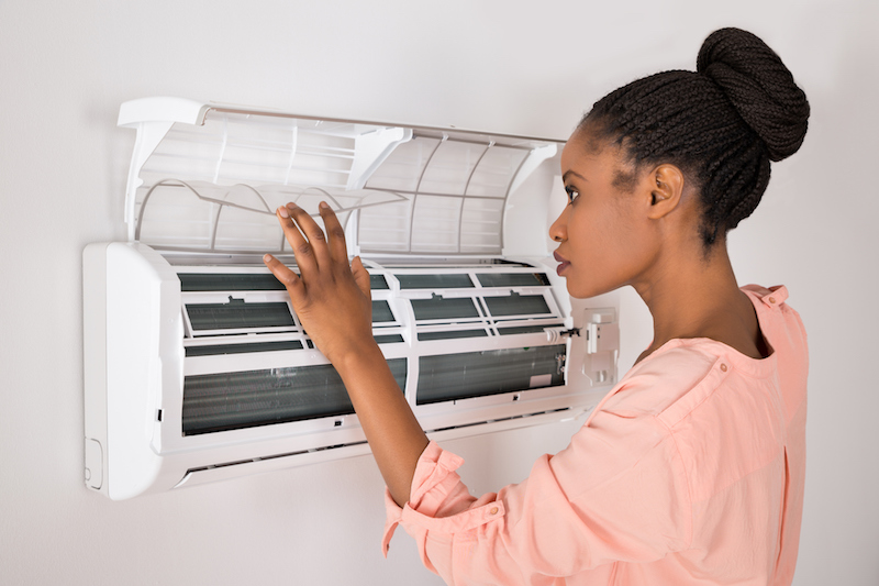 Image result for steps on getting an air conditioner